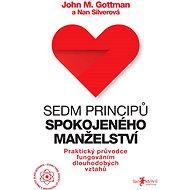 Sedm principů spokojeného manželství - Kniha