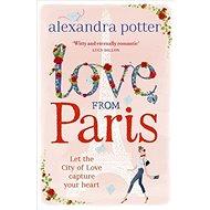 Love from Paris - Kniha