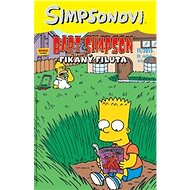 Bart Simpson Fikaný filuta: 42309 - Kniha