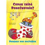 Copak snídá Ponožkovník: Pohádky pod polštářek - Kniha