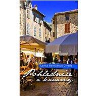 Pohlednice z kavárny - Kniha