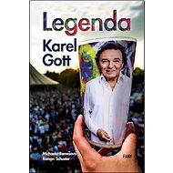 Legenda Karel Gott - Kniha