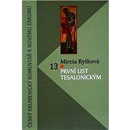 První list Tesalonickým - Kniha