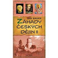 Záhady českých dějin II - Kniha
