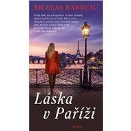 Láska v Paříži - Kniha