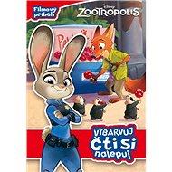 Zootropolis Vybarvuj a čti