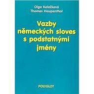 Vazby německých sloves s podstatnými jmény - Kniha