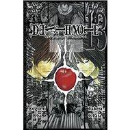 Death Note Zápisník smrti 13: How To Read - Kniha