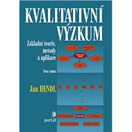 Kvalitativní výzkum - Kniha