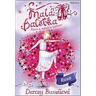 Malá baletka Rosa a měsíční kámen - Kniha