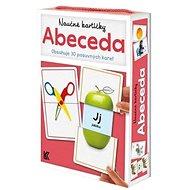 Naučné kartičky Abeceda - Kniha