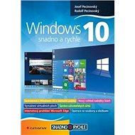 Windows 10 Snadno a rychle - Kniha