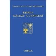 Sbírka nálezů a usnesení ÚS ČR, svazek 74: Obsahuje CD