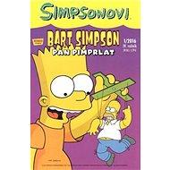 Bart Simpson Pán pimprlat: 42370 - Kniha
