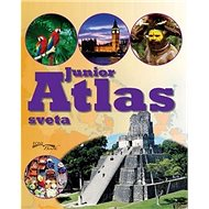 Junior atlas sveta - Kniha