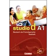 Studio d A1 Testheft mit Modelltest - Kniha