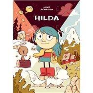 Hilda: Hilda a troll, Hilda a půlnoční obr - Kniha