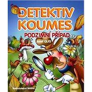 Detektiv Koumes Podzimní případ - Kniha