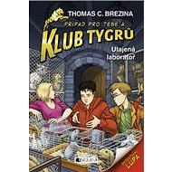 Klub Tygrů Utajená laboratoř - Kniha