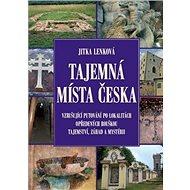Tajemná místa Česka - Kniha