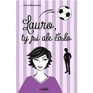 Lauro, ty jsi ale číslo - Kniha