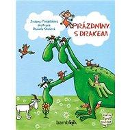 Prázdniny s drakem: Čtení pro prvňáčky - Kniha