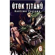 Útok titánů 6 - Kniha