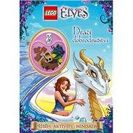 LEGO ELVES Dračí dobrodružství: Příběh, aktivity, minisada - Kniha
