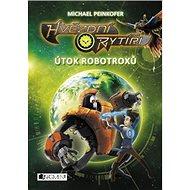Hvězdní rytíři Útok robotroxů - Kniha