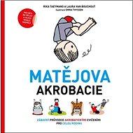 Matějova akrobacie - Kniha