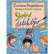 Školní detektiv - Kniha
