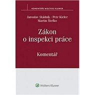 Zákon o inspekci práce: Komentář - Kniha