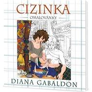 Cizinka Omalovánky - Kniha
