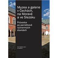 Muzea a galerie v Čechách, na Moravě a ve Slezsku - Kniha
