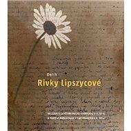 Deník Rivky Lipszycové - Kniha