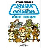 STAR WARS Jediská akademie Návrat Padawana - Kniha