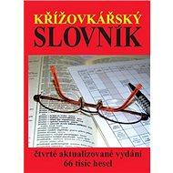 Křížovkářský slovník - Kniha