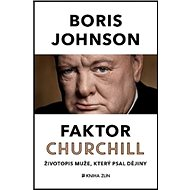 Faktor Churchill - Kniha