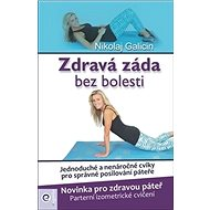 Zdravá záda bez bolesti - Kniha