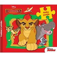 Lví hlídka kniha s puzzle - Kniha