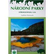 Národní parky středozápadu USA - Kniha