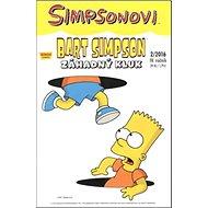 Bart Simpson Záhadný kluk: 42401 - Kniha