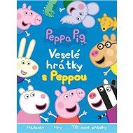 Peppa Pig Veselé hrátky s Peppou - Kniha