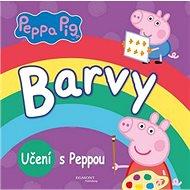 Peppa Pig Učení s Peppou Barvy - Kniha