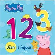Peppa Pig Učení s Peppou 1 2 3 - Kniha