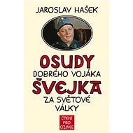 Osudy dobrého vojáka Švejka za světové války: Čtení pro cizince - Kniha