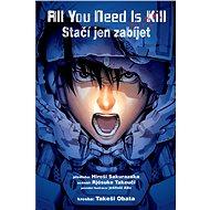 All You Need Is Kill: Stačí jen zabíjet - Kniha