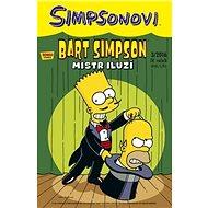 Bart Simpson Mistr iluzí: 42430 - Kniha