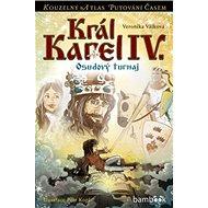 Král Karel IV.: Osudový turnaj - Kniha