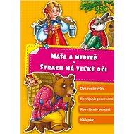 Máša a medveď Strach má veľké oči - Kniha